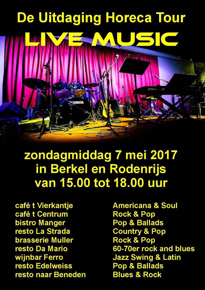 Uitdaging on Tour (Jazzy & Latin Sounds)