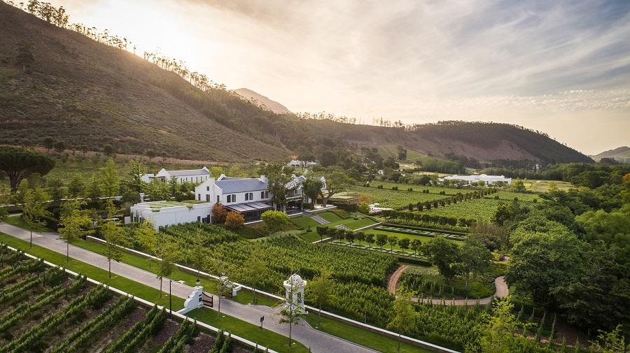 Wijn & Spijs Avond Zuid Afrika